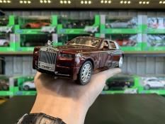 Mô hình trưng bày xe ô tô Roll Royce Phantom VIII Tỉ lệ 1:24 của Hãng CHEZHI