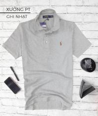 Áo phông Polo nam RL hàng xuất nhật dư form slimfit 5 màu chất siêu đẹp