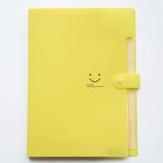 Bìa sơ mi – kẹp file đựng hồ sơ A4 nhiều ngăn (32.4 x 23.6 x 1.9 cm)