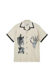 DIRTYCOINS Skeleton Bowling Shirt