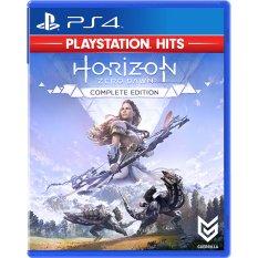 [Nhập ELJUN21 giảm 10% tối đa 200k đơn từ 99k]Đĩa Game Ps4 – Horizon Zero Dawn Complete Edition – KCD