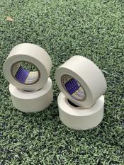 Combo Băng keo thể thao nano cuộn 3cm, màu xám nhám, dẻo, chuyên dụng trong bóng đá, bóng chuyền, chống trật khớp, hổ trợ vận động cường độ cao