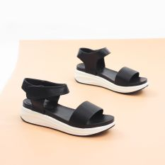 Giày Sandal Đế Xuồng 3cm Pixie 4162