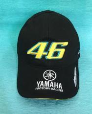 Nón kết Yamaha 46 thể thao (đen trăng)