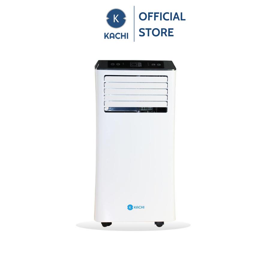 [Trả góp 0%]Máy lạnh di động Kachi MK121 9000btu hàng chính hãng di chuyển tự do tiện lợi không tốn công lắp đặt
