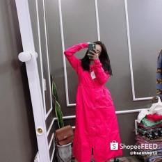 Áo mưa dáng măng tô thời trang cao cấp