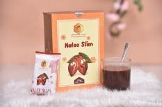 (Hộp Vàng) CACAO NALEE SLIM – giảm cân làm đẹp hiệu quả từ thiên nhiên – 1 hộp 15 gói