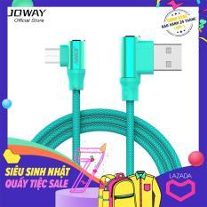 Dây sạc Micro USB Joway LM28 cho các thiết bị Android, Oppo, Xiaomi – Hãng phân phối chính thức