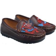 Giày lười nam bé trai nhện verygood MS1 + Tặng kèm thẻ tích điểm