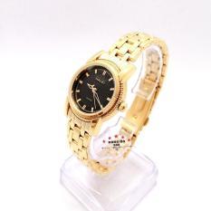 Đồng hồ nữ HALEI dây kim loại thời thượng – TẶNG 1 vòng tỳ hưu phong thuỷ