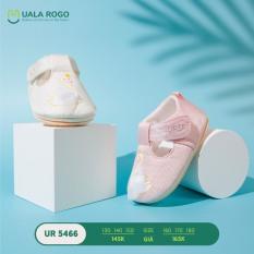 Giày tập đi búp bê quai dính thiên nga Uala Rogo