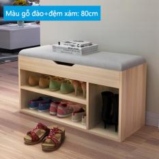 ghế sô pha nhỏ ghế phòng khách ghế chân giường tủ cuối giường ghế thay giày tủ giày mini ghế mini đệm nhập khẩu Bắc Âu hiện đại thanh lịch