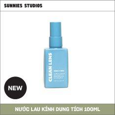 Sunnies Studios Clean Lens – Dung dịch lau mắt kính