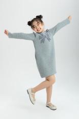 Đầm thun bé gái IVY moda MS 42G1071