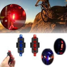 Đèn Hậu – Đèn Led Xe Đạp Chống Nước Sạc USB Thông Minh