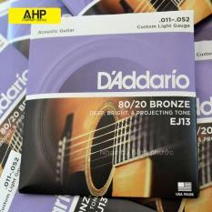 Dây Đàn Guitar Acoustic – D'Addario EJ13