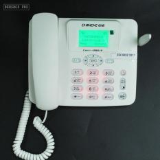 Điện thoại cố định không dây lắp sim Chino-E C265