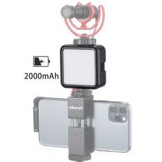 Đèn LED hỗ trợ quay phim – chụp hình cho điện thoại và máy ảnh Ulanzi VL49