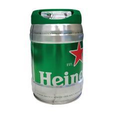 Bia Heineken bom Hà Lan 5L