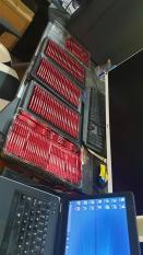 RAM KINGSTON HYPERX FURY RED 8GB (1X8GB) DDR3 BUS 1600MHZ – (HX316C10FR/8)