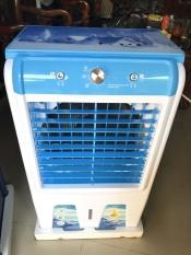 Quạt điều hòa hơi nước HS-35A (Kính), 35L Động Cơ Đồng Bảo Hành 2 năm