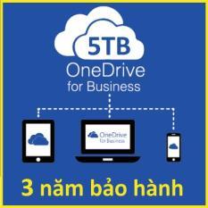 TK Onedrive 5TB – Vĩnh Viễn – Bảo hành 3 năm