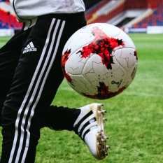 Quả Bóng Đá Size 5 Confederation Cup KRASAVA (Bóng đúc cao cấp)