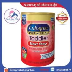 Sữa bột Enfagrow Toddler Mĩ mẫu mới nắp vàng 1,04kg – Date 2022