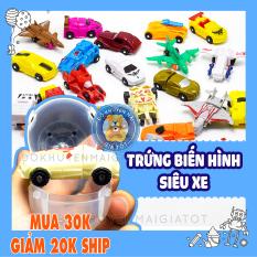Đồ chơi trẻ em – đồ chơi trứng biến hình ô tô máy bay biến hình robot cực hay – đồ khuyến mãi giá tốt