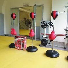 Bóng phản xạ boxing tự đứng – Cao 1M60 – Nhanh hơn, ưu việt hơn, bền bỉ hơn – Dành cho mọi lứa tuổi