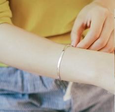 Tính Khí Giản Lược Nhiều Kiểu Phối Đồ Xương Rắn Dây Chuyền Cặp Đôi Bạc 925 Lắc Chân Cho Nam Giới Và Phụ Nữ Cá Tính Đồ Trang Sức Kiểu Hàn Quốc Sinh Viên Tinh Tế