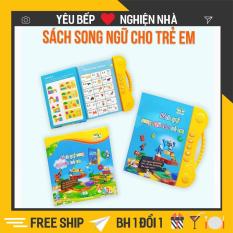 Sách Nói Điện Tử Song Ngữ Anh- Việt [ BH 12 tháng ]