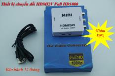Thiết bị chuyển đổi HDMI sang AV full hd 1080, thiết bị chuyển đổi HDMI2AV, – Giảm giá cực sốc, khuyến mại siêu khủng giảm tới 50%, mua ngay hôm nay thôi