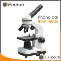 Kính hiển vi chất lượng cao Photon 80x-1600x dành cho phòng thí nghiệm, trại thủy sinh, trường học