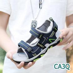 Sandal bé trai đẹp cao cấp
