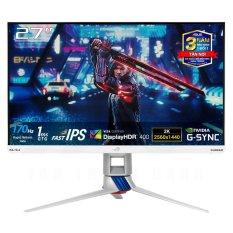 Màn hình Game ASUS ROG Strix XG279Q GUNDAM EDITION Gaming Monitor – 27 inch, WQHD, IPS, 170Hz OC, 1ms, HDR 400, G-Sync – XG Series Monitor