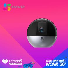Camera Ezviz C6W 4.0MP, C6W 4mp, độ phân giải 2K, Xoay 360
