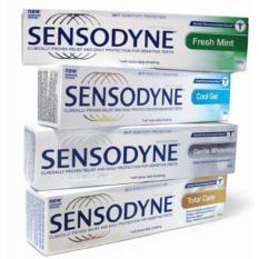 Kem đánh răng sensodyne 100ml/hộp – chăm sóc răng miệng – chống sâu + giảm ê buốt răng – mua nhiều để nhận được ưu đãi lớn