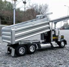 Xe tải mô hình bên hợp kim 1:32