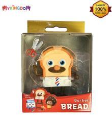 Mô Hình Đồ Chơi Bánh Mì Barber Bread BREAD BARBERSHOP BB32773