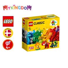 MY KINGDOM – Đồ Chơi Xếp Hình Lego Bộ Gạch Classic Ý tưởng 11001