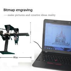 Máy khắc laser 20×30 cm Portable nhỏ gọn, công suất 3000mW ( công suất mạnh tốc độ nhanh)