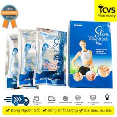 [Khỏe Đẹp] Slim Phục Linh Plus Hộp 30 viên uống, giảm béo không mệt mỏi, trẻ đẹp da, giảm cân an toàn, hiệu quả – CVSpharmacy