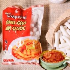 Bánh gạo Topokki vị cay 500g Yopokki Hàn Quốc – hkfoods – đồ ăn vặt – giảm giá 10k