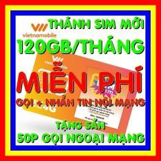 SIM 4G – Thánh sim 4G Vietnamobile – Bom sim mới Tặng 120GB/tháng + 50 phút gọi ngoại mạng + Gọi và nhắn tin nội mạng miễn phí – Shop Sim Giá Rẻ – Sim 4G Vietnamobile
