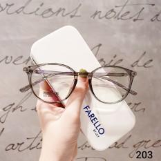 Kính Cận Thời Trang Gọng Dẻo 203-Kính Gọng Dẻo-Gọng Kính Cận-Kính Cận Unisex-Gọng Kính Cận Đẹp-Lily Eyewear kèm quà