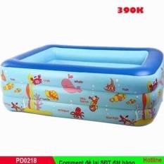 Bể Bơi 3 Tầng 1M3
