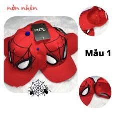 NÓN KẾT BÉ TRAI HÌNH SIÊU NHÂN NHỆN. Freesize từ 3-8 tuổi – kiểu dáng đẹp- from chuẩn- đội êm – Red Ant Kids