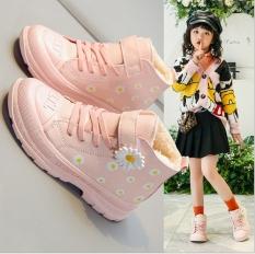Giày bốt bé gái phong cách thể thao từ 3 đến 14 tuổi – BBG94