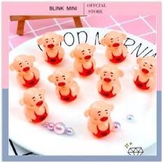 Lật Đật Mini Hình Lợn Con 2*3cm Đồ Chơi Lợn Con Lắc Lư Đáng Yêu